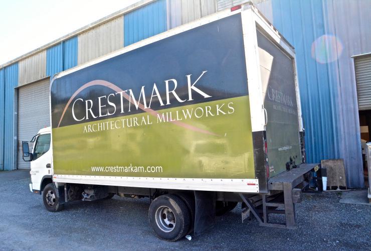 Crestmark Truck