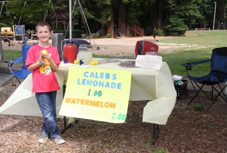 Lemonade Sequoia Park Eureka
